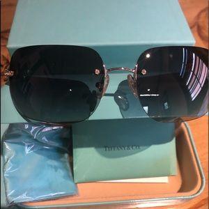 Tiffany Crystal Sunglasses, NEW